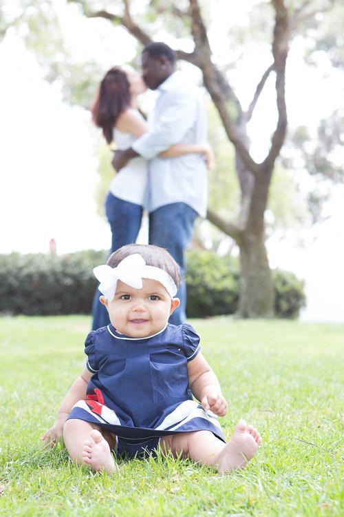 San Diego Family photo session in Balboa Park