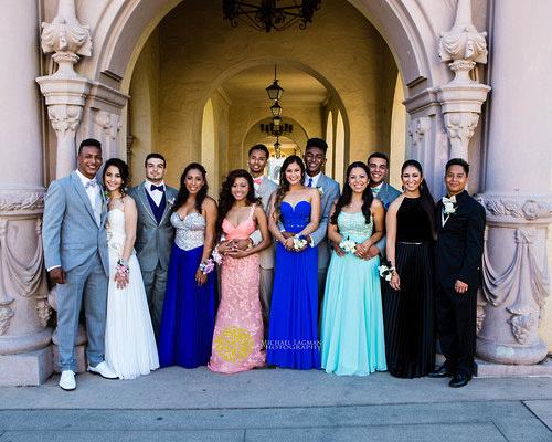 High School Prom 2014