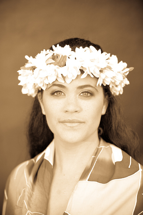 Polynesian dancer Brianna from San Diego taken by Michael Lagman