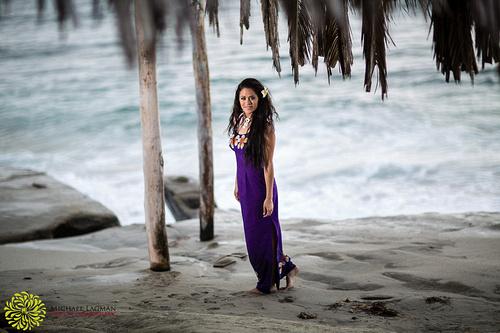 Brianna at La Jolla