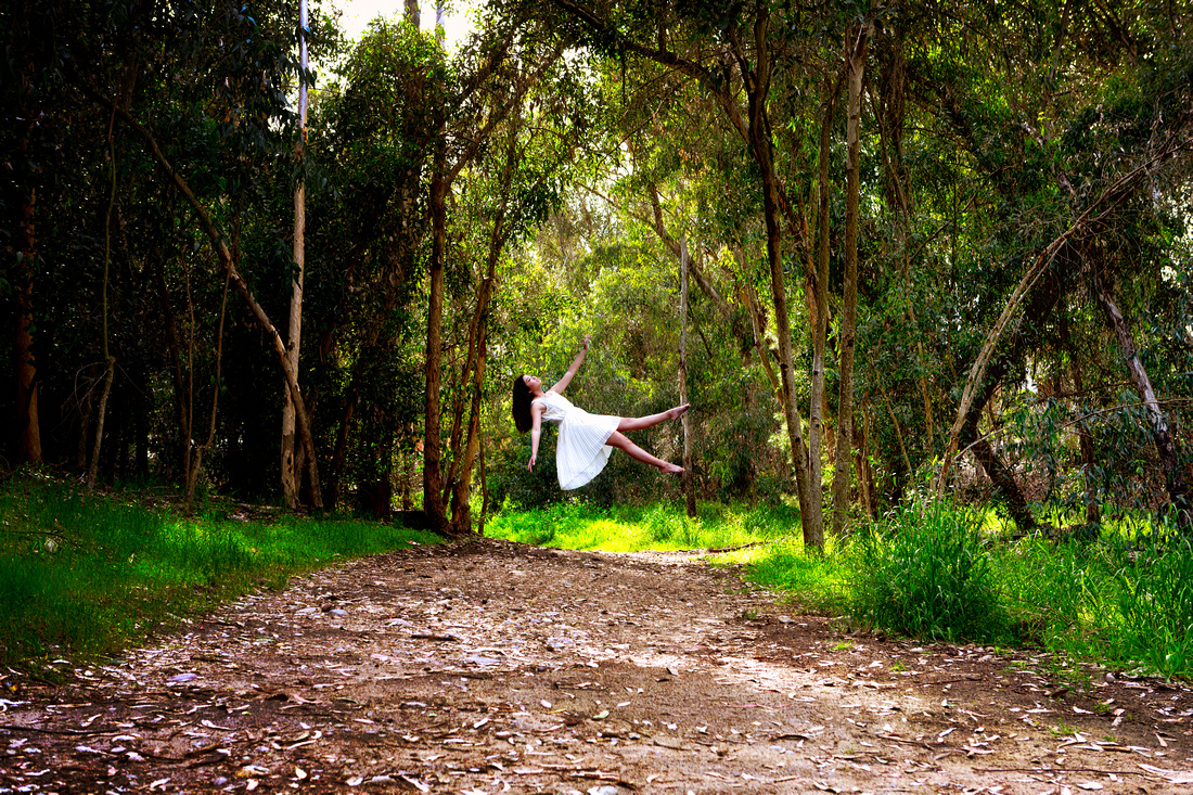 Levitation Photography in San Diego
